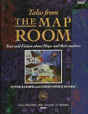 Tales from the Map Room: Facts and Fiction About Maps and Their Makers,Peter Ba