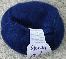 Wendy Air Kid Mohair 2615 Hettie Yarn Flat Rate Postage per Orderuk