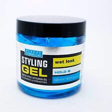 Beauty Formulas Styling Hair GEL Mega Hard Hold 10 Pro Vitamin B5 500ml