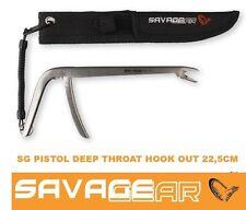 Savage Gear Pistol Deep Throat Lösezange 22,5cm