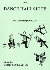 Dance Hall Suite Geoffrey Keating Bassoon Quartet (4 Bns)