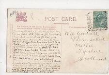 Miss Goodall Public School Methil Fife 1903 676b