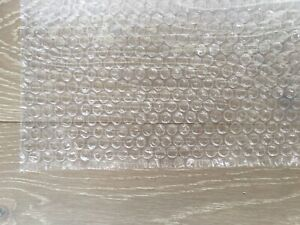 """3/16"""" Small Bubbles Plastic Wrap Cushioning wrap 12""""x100ft Perforated every 12"""""""