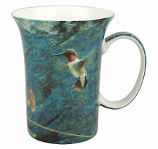 McIntosh Mug - Robert Bateman - Ruby-Throated Hummingbird and Columbine Crest Mu