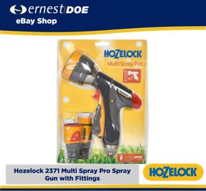 Hozelock 2371 Multi Spray Pro Spray Gun with Fittings