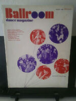 1968 Ballroom Dance Magazine Caesar Romero Joker Batman  The Vagrants Band NYC