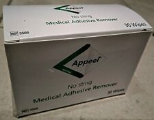 Appeel No Sting Medical Adhesive Remover Wipes x 30