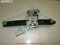Rear left window lifter Window regulator motor VOLVO S60 2.4 D5