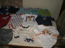 Boys 19 piece onesie mixed lot size 6-9 months
