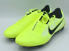 Nike Phantom Venom Elite FG Soccer Cleats 'Volt' Mens 12 AO7540-717 ACC NEW