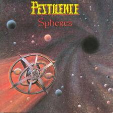 PESTILENCE - SPHERES - 2CD NEW SEALED 2017