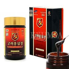 6 Years Old Korean Red Ginseng Extract PREMIUM (240g) panax ginseng,Goryeo insam