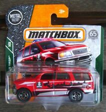 Ford expedition 65 Anniversary Matchbox 29/35 1:64 OVP nuevo