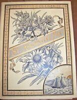 FOTOGRAFIE ST. AUGUSTINE Fla,Antico libro,OLD PHOTO BOOK 1896 foto THOMAS TUGBY
