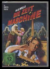 DVD DIE ZEITMASCHINE (1960) - Nach dem Roman von H.G.WELLS - ROD TAYLOR * NEU *