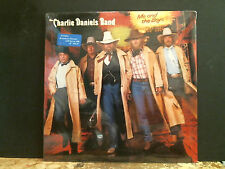 CHARLIE DANIELS BAND   Me And The Boys   LP   SEALED COPY   Mint !