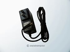 12V AC/DC Adapter For Icom IC-W2A IC-W2E Radio Power Supply Cord Battery Charger