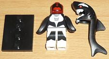 Lego Sammelfigur Serie Batman Movie Orca