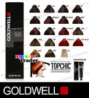 Goldwell Topchic Permanent Colour Hair Color Dye Tube 60g