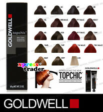 Goldwell Topchic Permanent Colour Hair Color Dye Tube 60g 9n