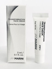 Jan Marini Transformation Face Cream 0.1oz / 3ml Travel New in Box FRESHEST