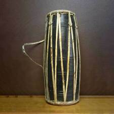 17 inch Madal-Nepalese Drum - Black