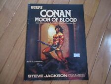 Gurps Conan Moon of Blood