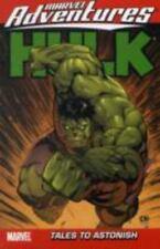 Marvel Adventures Hulk - Volume 4: Tales to Astonish (v. 4)-ExLibrary