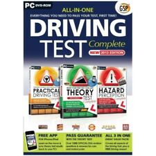 Driving Test Complete 2014 PC Educational Learning Software