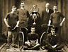 "1909 Waterford Bicycle Club Team, Ireland Old Photo 8.5"" x 11"" Reprint"