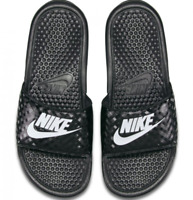 Womens NIKE Benassi JDI Slide Sandals Sliders Flip Flops Slippers NEW 343881
