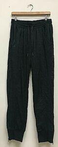 NEW ADIDAS STELLA MCCARTNEY BLACK TE ✅ TAPERED TRACK PANTS SIZE UK 10 RRP £120