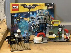 LEGO Batman Movie Mr. Freeze Ice Attack 2016 (70901)