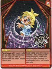 Bakugan Battle League Toys R Us Exclusive Card TRAPPED! BALG01 BBL 1st Card HOLO