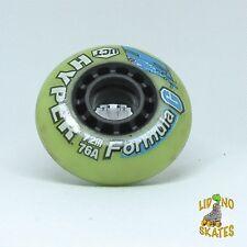 Retro Hyper Formula G Uct 72Mm 78A green street roller hockey wheel