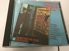 World Of Rock 'N Roll Echos Of The Fifties 20 Trik CD 02772659232942
