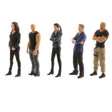 1/64 S Scale Movie People Plastic Men Toys Building Diorama Scenery Decoration