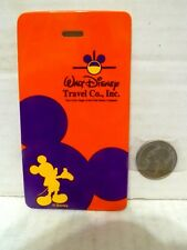 Disney Travel Co. Bag Tag - Pre-Owned