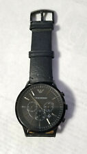 Emporio Armani Sportivo AR2461 Wrist Watch. Functions perfectly