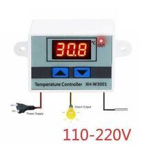 110v 220v Incubator Digital Temperature Control Thermostat Switch Probe Tester