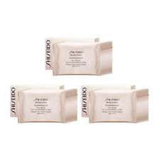 3 X Shiseido Benefiance WrinkleResist 24 Pure Retinol Express Smoothing Eye Mask
