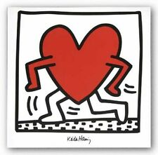 MUSEUM ART PRINT Untitled 1984 Keith Haring