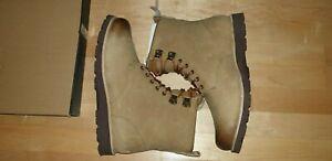 NEU UGG Australia Hannen TL Boots EU 45 US 12 Stiefel chestnut wheat Winter Fell