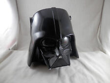 "Star Wars Darth Vadar Halloween trick or treat pail 7.5"" snack container"