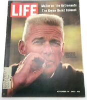 November 14, 1969 LIFE Magazine Mailer on Astronauts Space Green Beret 60s Ads
