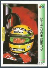 "PMC-AYRTON SENNA ""MAGIC SENNA"" F1- #130-McLAREN HONDA Mp4/7-INTERLAGOS-BRAZIL"