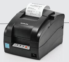 BIXOLON SRP-275IIICOESG USB + SER + LAN - Auto Cutter - Impact - Dark Gray  NEW