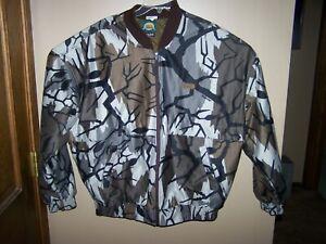 Cabelas Thinsulate Predator Camo Jacket Size XL