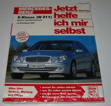 Reparaturanleitung Mercedes W 211 Benzin 184 - 514 PS + Diesel CDI 136 - 314 PS!