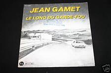 Jean Gamet   SP 45T   Le long du garde-fou   1982
